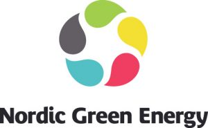 Nordic Green Energy logo